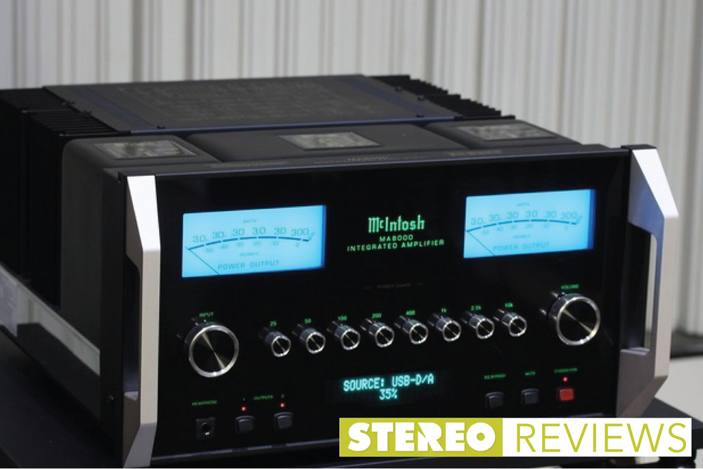 McIntosh MA8000 Stereo.vn Dong Thanh - Hoa Phuc