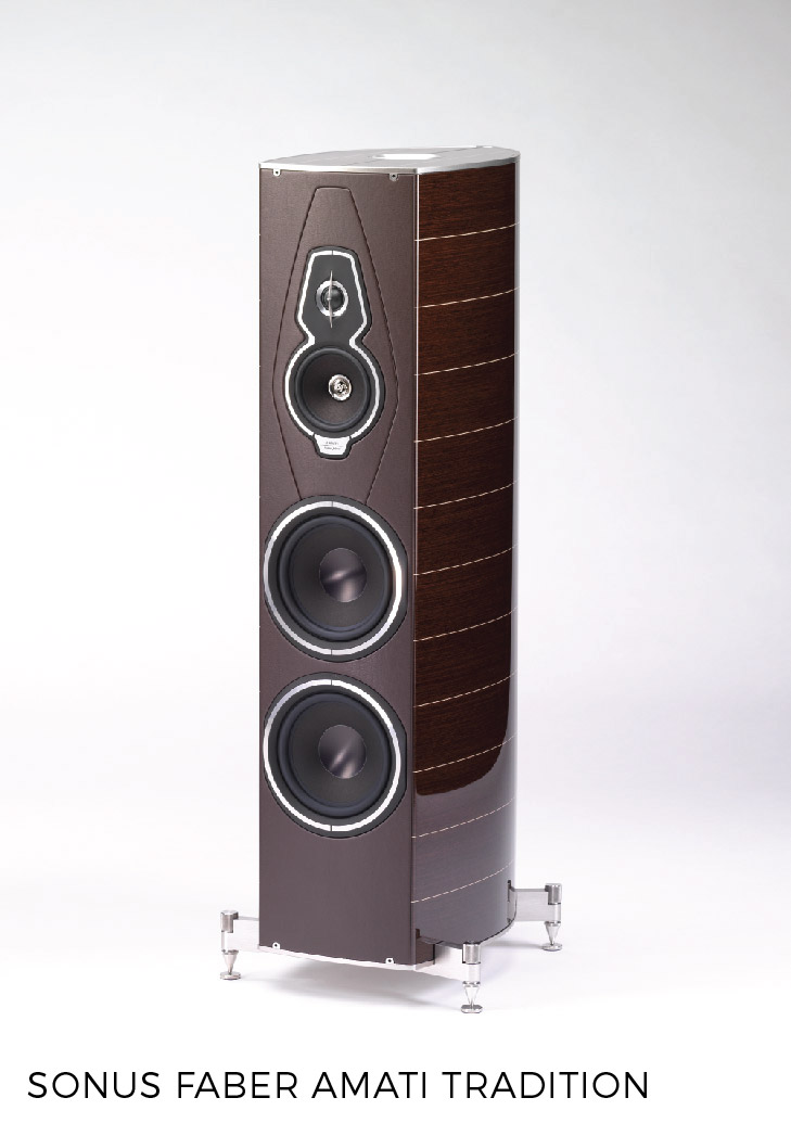 SONUS FABER AMATI TRADITION DONG THANH - HOA PHUC