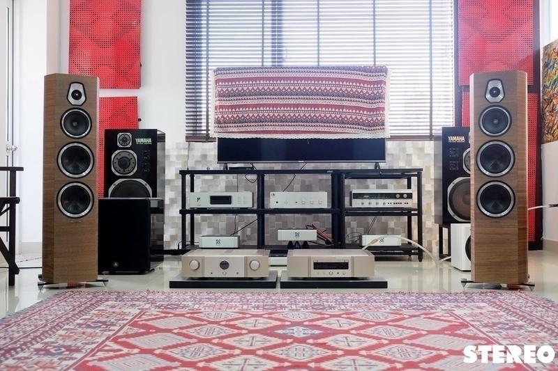 Stereo vn] Marantz KI Ruby & Sonus Faber Sonetto V: Nghe hay