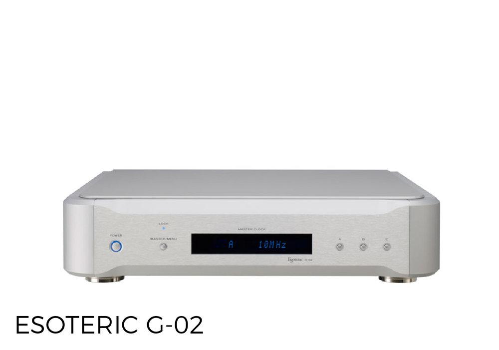 ESOTERIC G-02 DONG THANH HOA PHUC