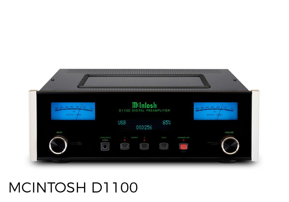 McIntosh D1100 Dong Thanh - Hoa Phuc