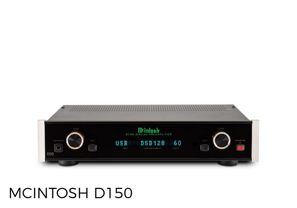 MCINTOSH D150 DONG THANH - HOA PHUC