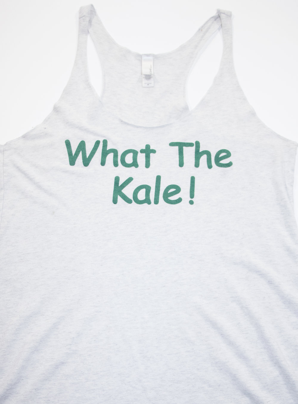 """What the Kale!"" Tank."
