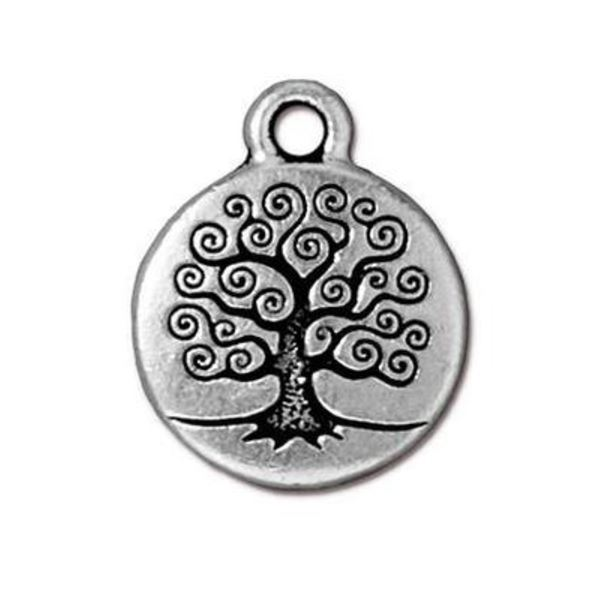 Lizzy James is celebrating National Love a Tree Day with a FREE  Tree of Life charm  with a minimum purchase of $50.