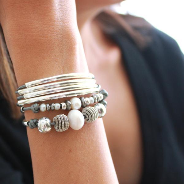 Maribel wrap bracelet