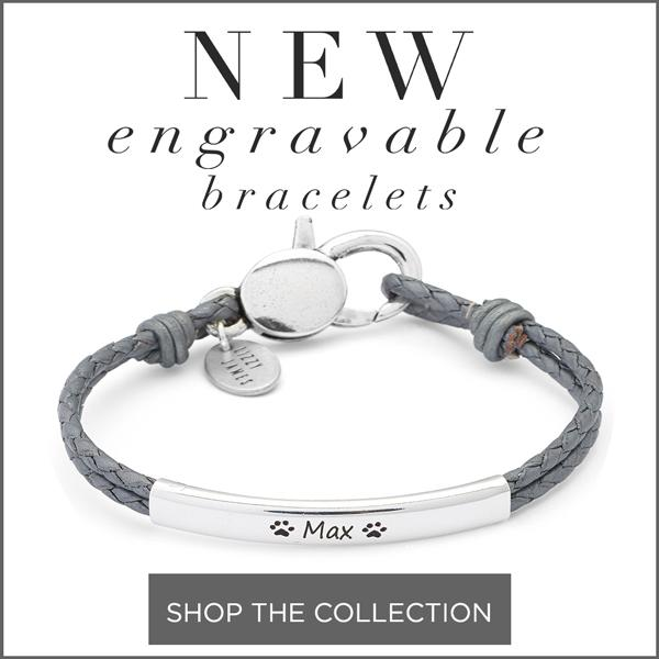 Shown:  Creations Engravable Bracelet - Silverplate