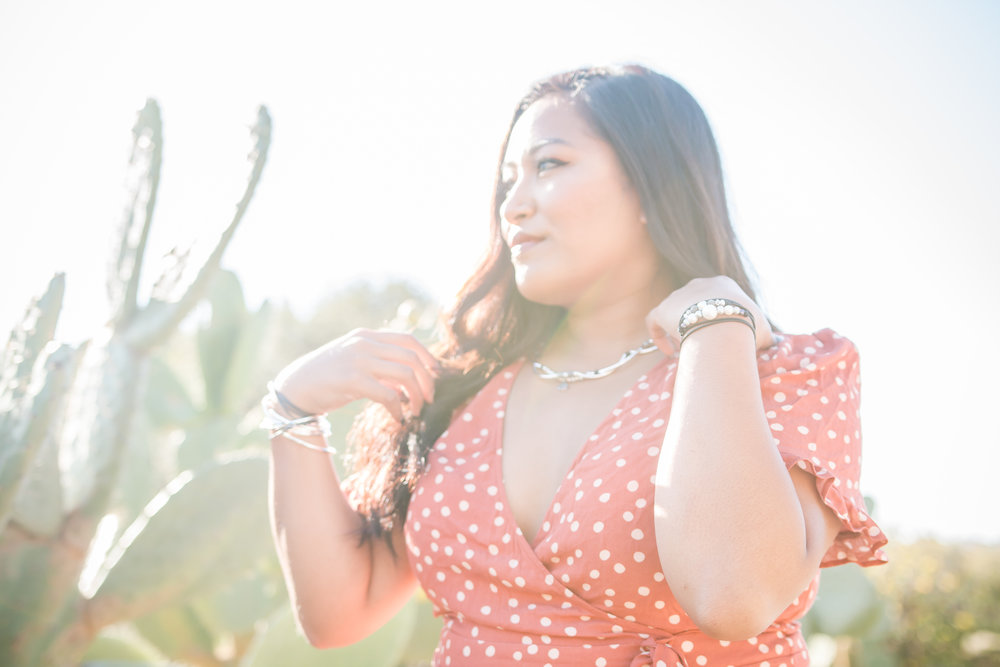 Our LifeStyler  @RaeaTanielu  showing off her  Malibu wrap bracelet  on her left wrist.