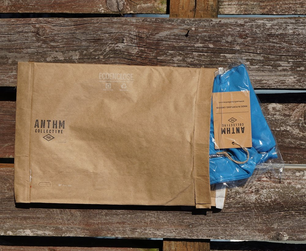 A word about… packaging - This might not be a consideration for you in choosing what online purchases you make, but it matters to us.