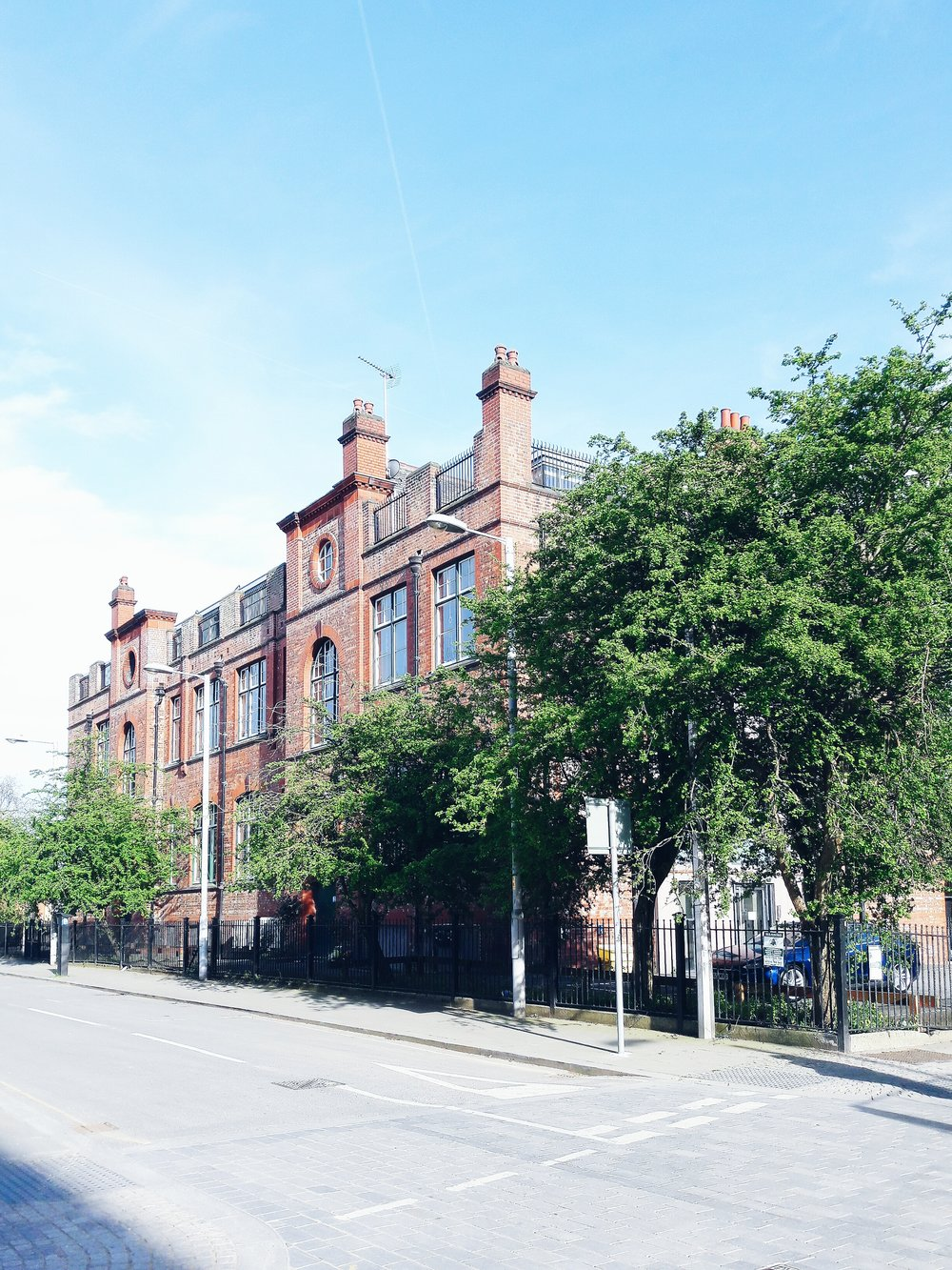 George Leigh School Ancoats