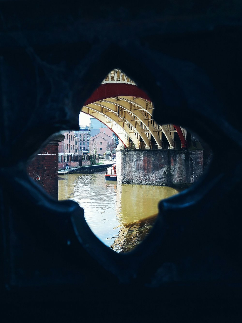 Castlefield Bridge, Manchester