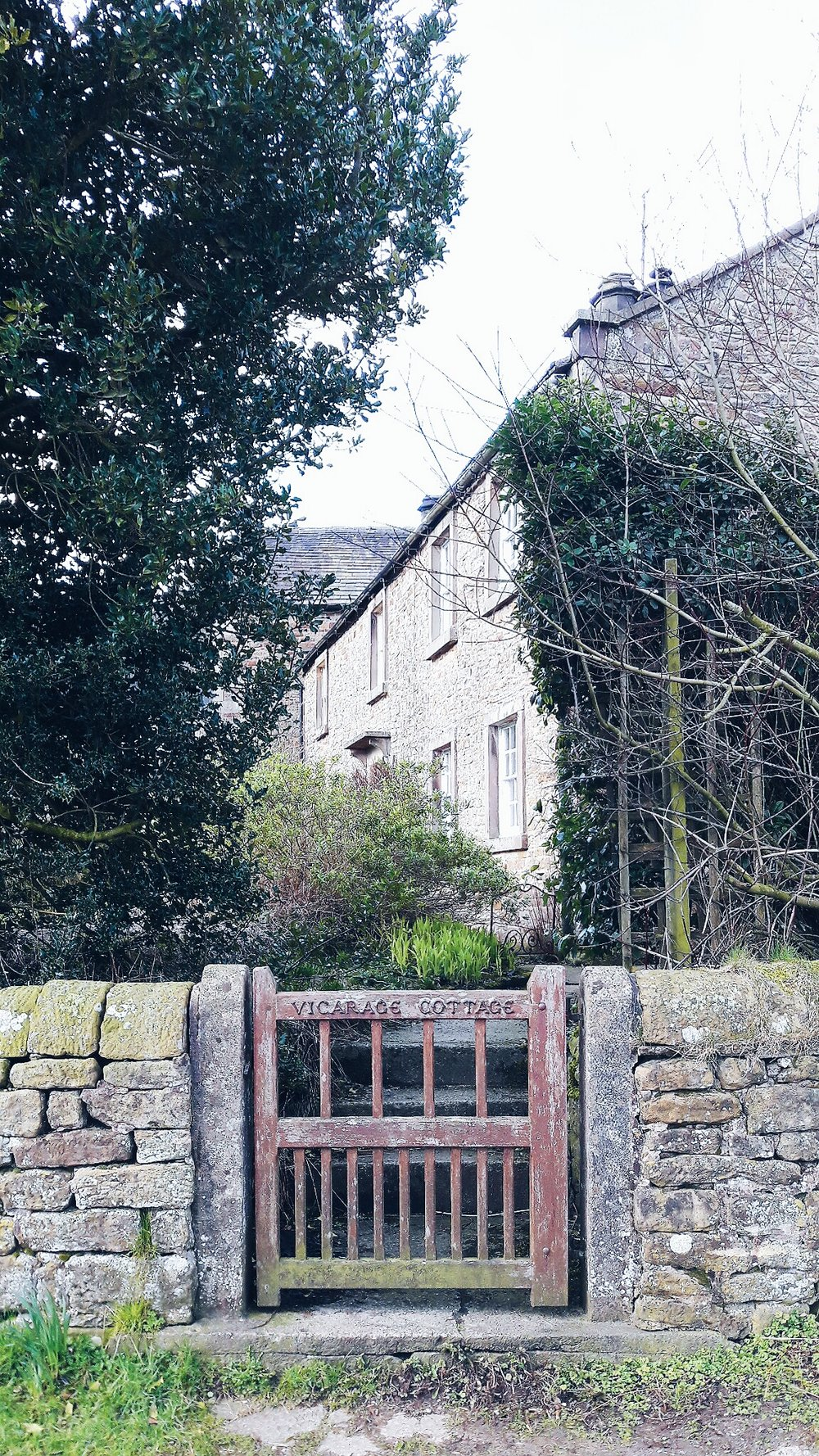 Cottage in Hollinsclough Village