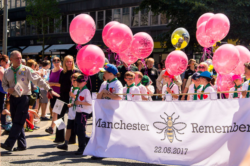 Manchester Remembers, Manchester, Unfold The Day, British travel and lifestyle blog