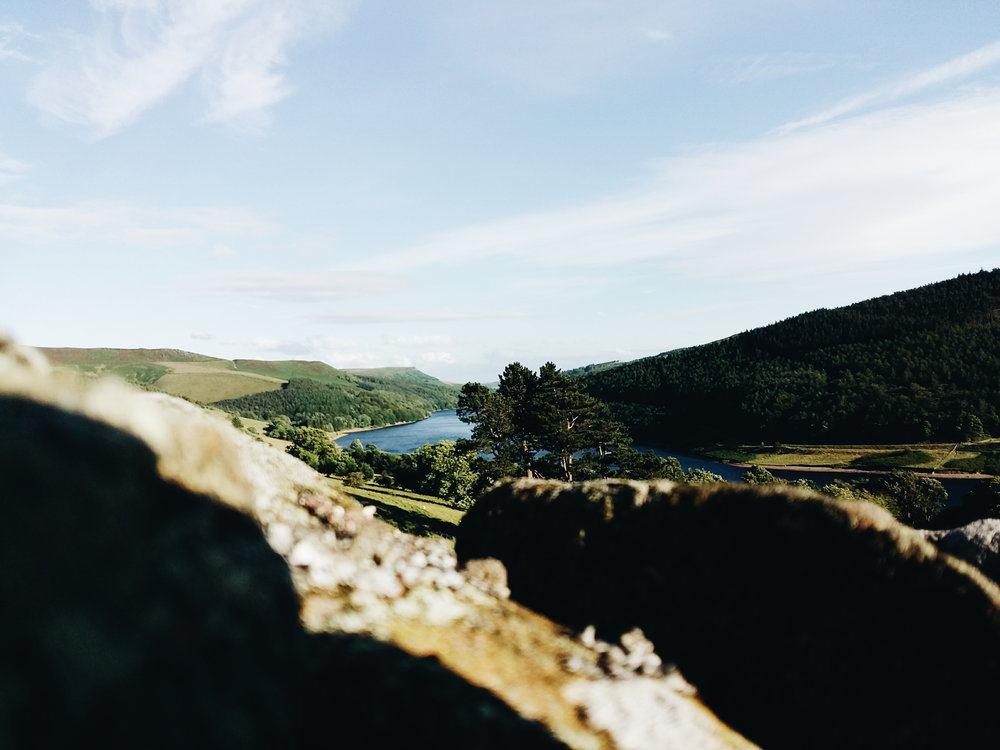 Derwent Dam & Reservoir