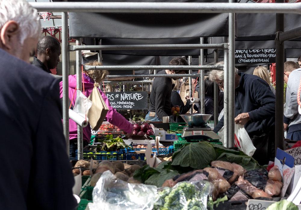Altrincham Market, Manchester