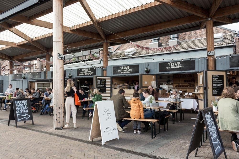 Trove, Altrincham Market, Manchester