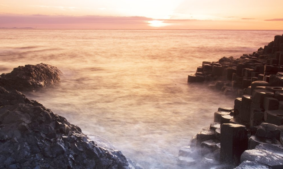 Giant's Causeway , from the National Trust