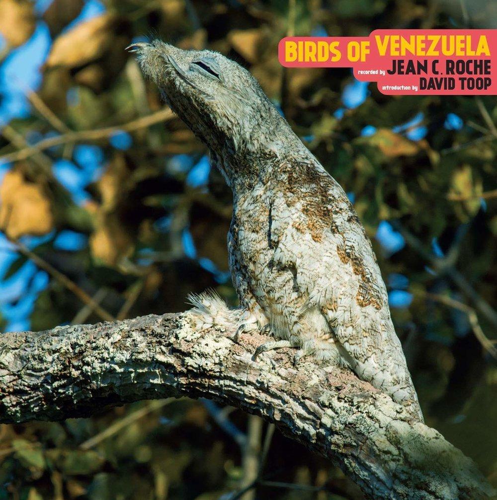 JEAN C ROCHE - BIRDS OF VENEZUELA.jpg