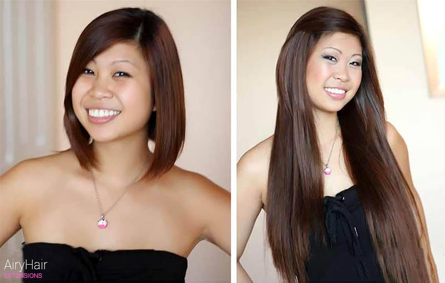 Black hair extensions before and after choice image hair hair extensions hair extensions before after short hairg pmusecretfo choice image pmusecretfo Images