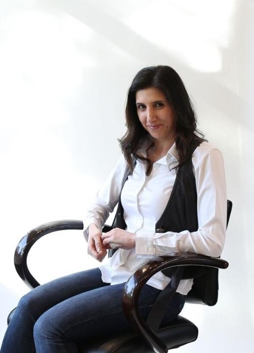 Joumana el Sayegh - Stylist at The Lounge Hair Stylist