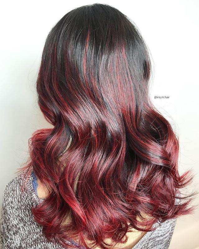 Bringing the 🔥 FIRE 🔥 with @joicointensity RED @olaplex gave her hair that next level shine 😍 . . . . @joicocanada @joico #hairjoi #olaplex #olaplextreatment #vancouverolaplex #yaletown #yaletownbusiness #yaletownhair #yaletownsalon #balayage #foilayage #red #fire #redhair #redhairdontcare #btcpics #modernsalon #fckinghair #maneaddicts #hairaddict #glamour #vancouver #vancouversalon #vancouverstylist