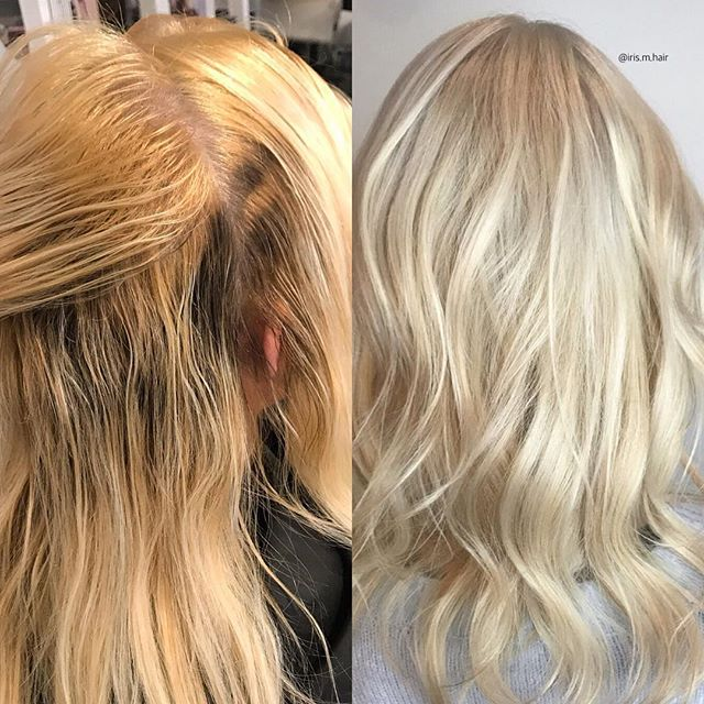 Major colour correction on my beautiful client 🤩 Took her from an at home colour attempt to a gorgeous platinum blonde! Used @olaplex in every step to keep her hair healthy and shiny during the transformation ✌🏼 . . . . @olaplex #olaplex #olaplexsaveslives #olaplextreatment @joico #hairjoi @joicocanada #joicocanada #hairmakeover #hairtransformation #makeover #transformation #blonde #platinumblonde #platinum #vancouverblonde #vancouversalon #vancouverstylist #vancouverhair #yaletown #yaletownhair #yaletownsalon #btcpics #modernsalon @behindthechair_com @modernsalon #fckinghair