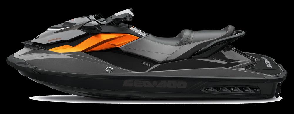 Seadoo GTR 215 hire ski
