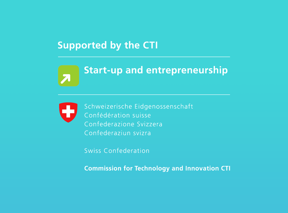 Support -CTIEntrepreneurship is the Swissfederal training programme for the founders of knowledge- and technology-based companies.