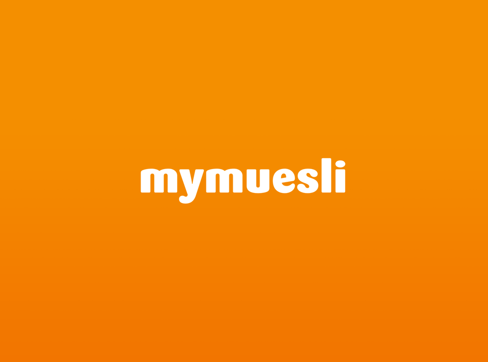 Food &Beverage-MyMuesliis your favourite muesli – mixed for you with the best organic ingredients and much love. Mymuesli is the first company globally to offer customised muesli out of more than 80 ingredients.