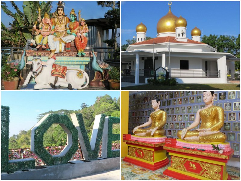 The many faiths of Penang exist alongside each other