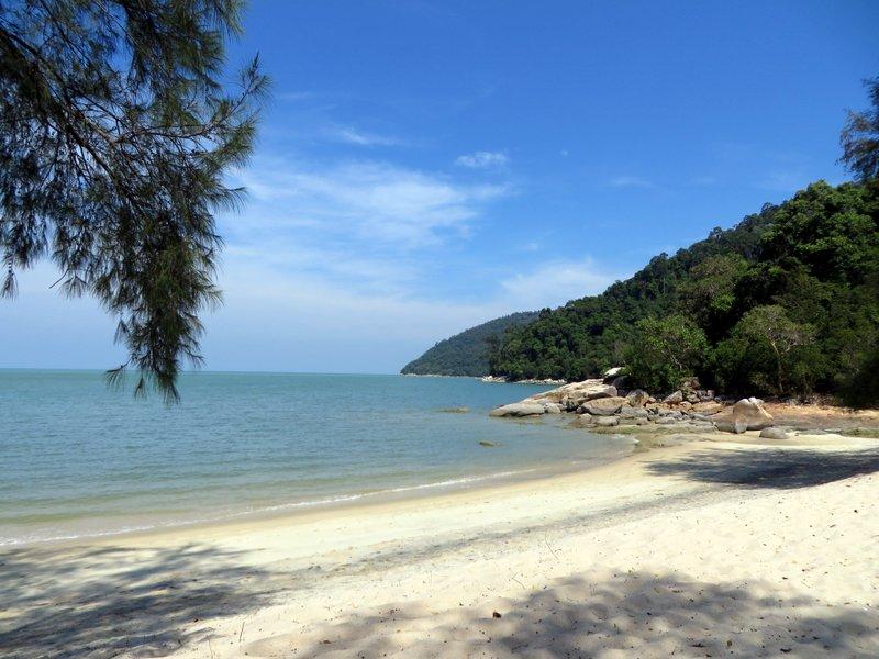 Peaceful Pantai Kerachut