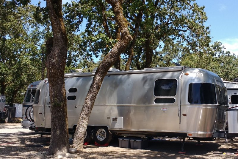 Campground Review Windsor Wine Country RV Park California The Scenic Route