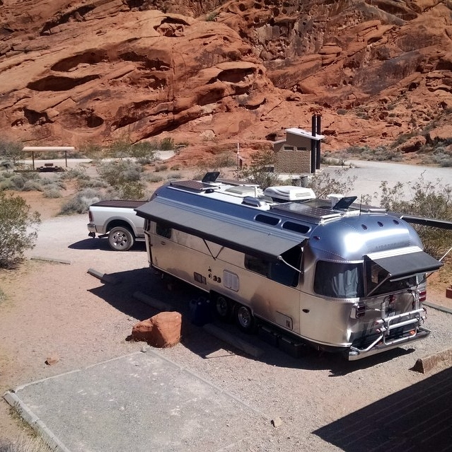 Campground Review Valley Of Fire State Park Nevada The Scenic Route