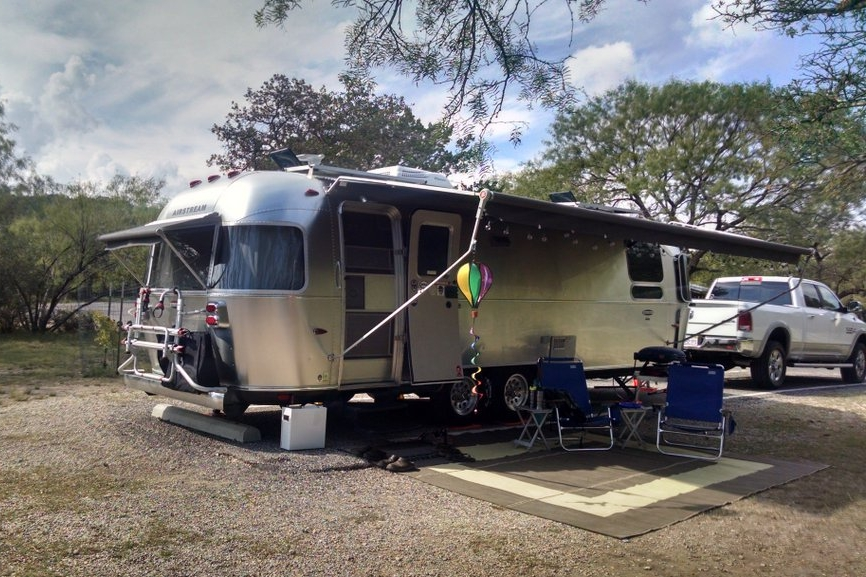 Campground Review: South Llano River State Park, Junction