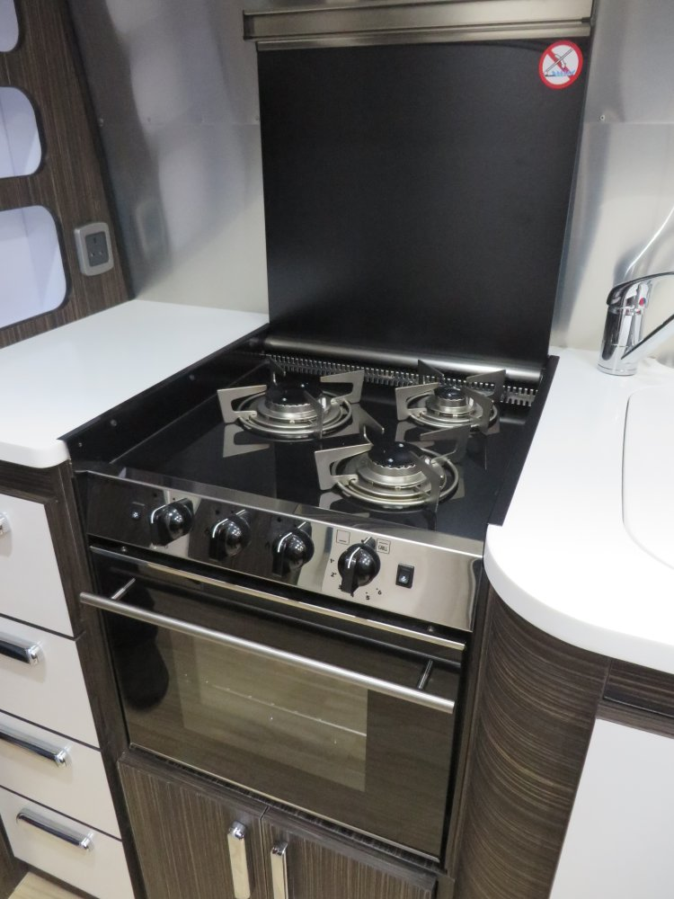 Lovely upgraded stove - We so want this!