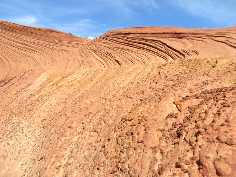 Petrified Dunes of Snow Canyon SP