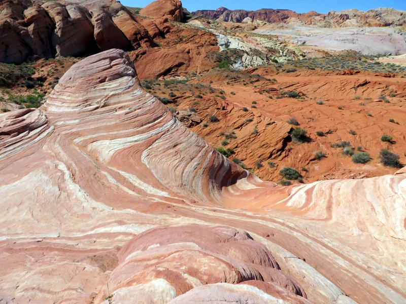Amazing scenes in the Valley of Fire