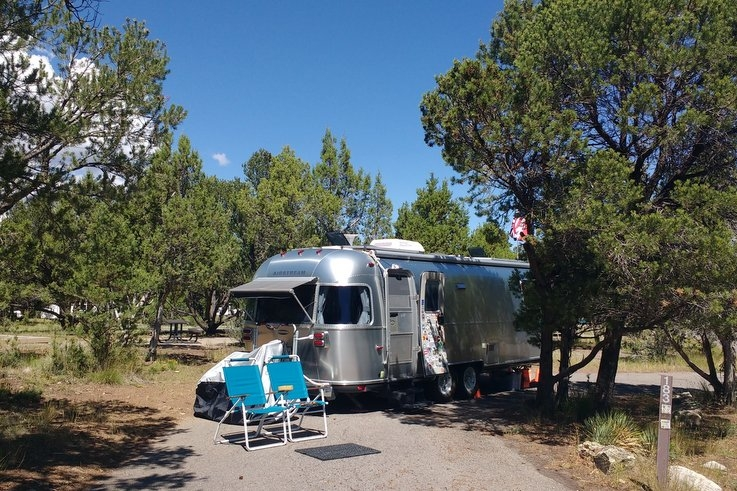Campground Review Ridgway State Park Ridgway Colorado