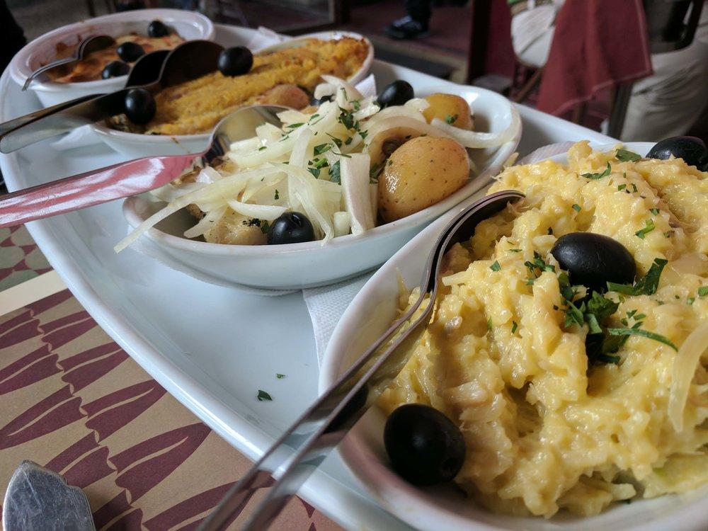 Portugal's Famous Bacalau