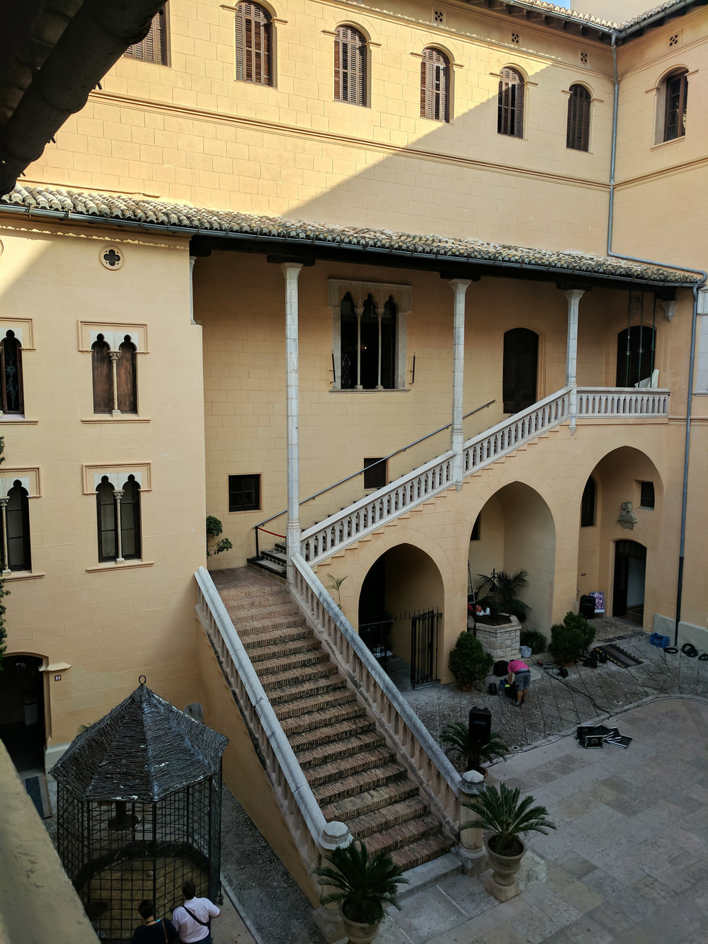 Courtyard Ducal Palace, Gandia.jpg