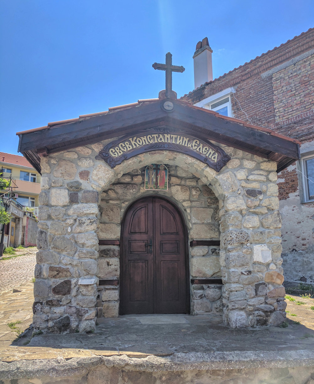 Tiny Church in Sozopol, Bulgaria.jpg