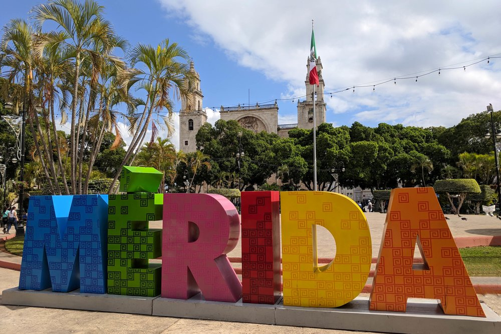 Merida, Mexico - From HGTV to Reality — The Scenic Route