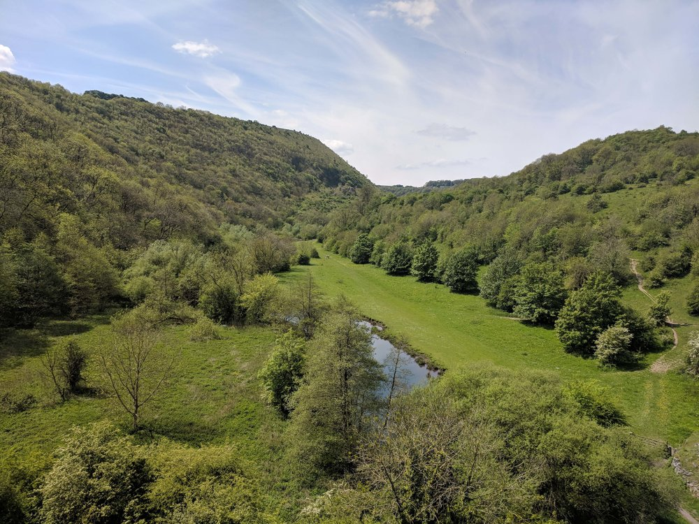 Views from the Monsal Trail