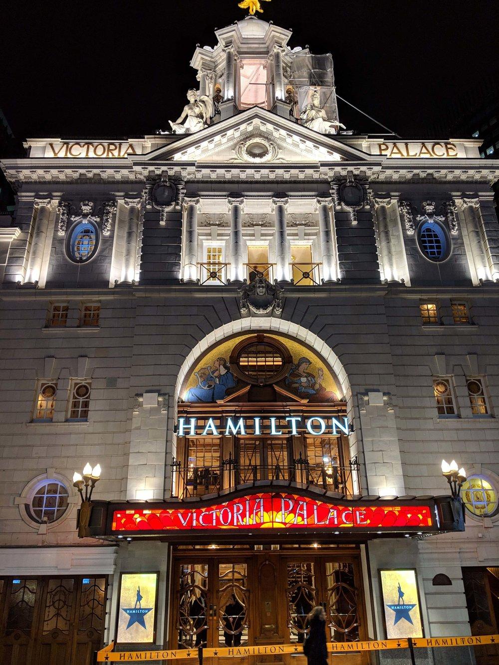 Hamilton… Have you heard of it?
