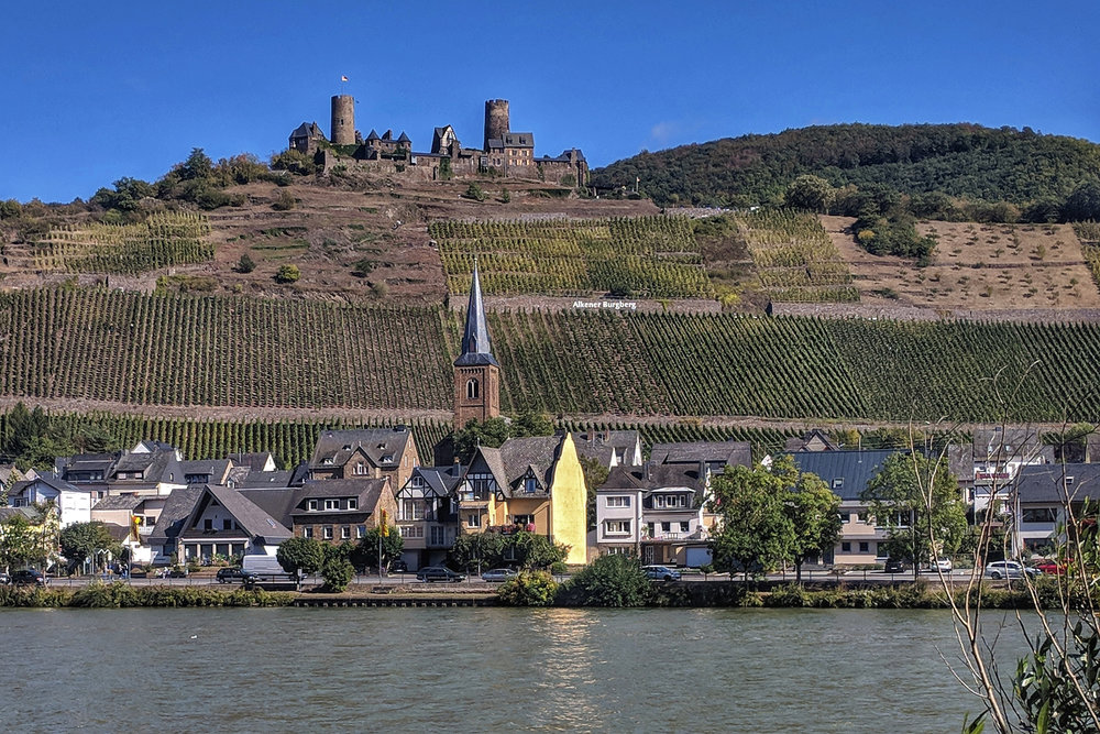 The endless beauty of the Moselle Valley