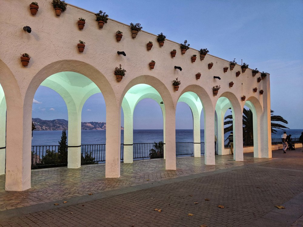 Nerja is the epitome of Andalucia beauty