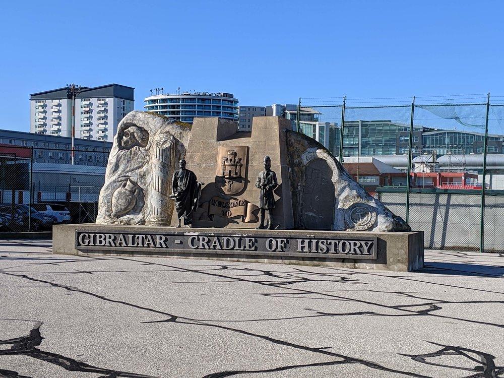 Welcome to Gibraltar