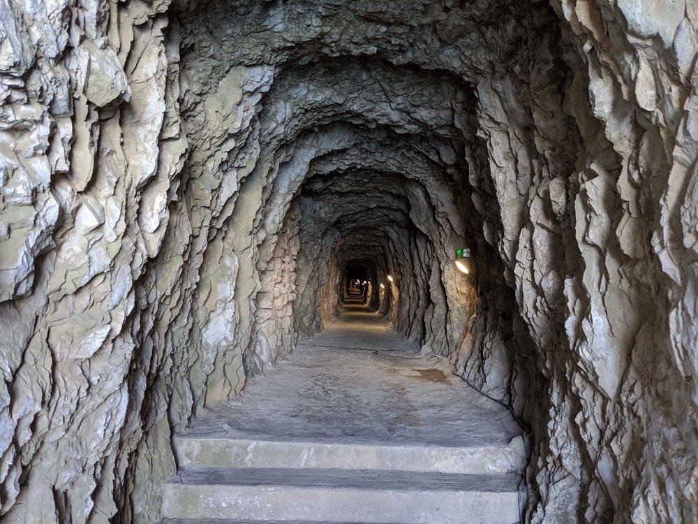 Deep inside the Rock