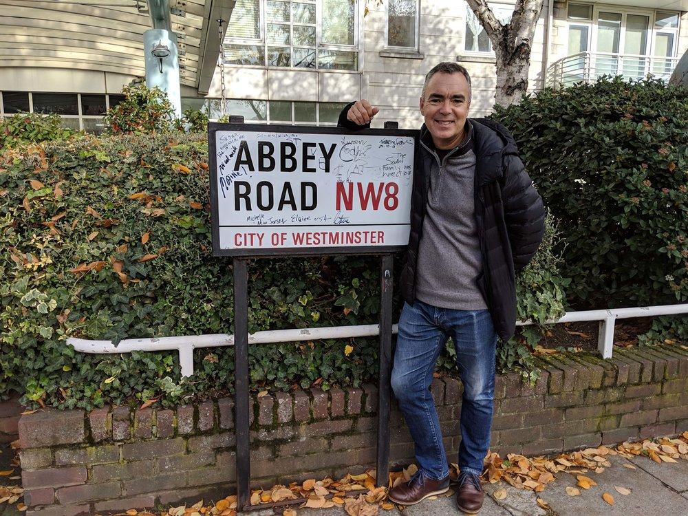 Always fun to be had in London