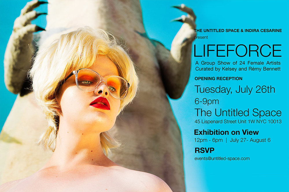 LIFEFORCE EXHIBITION