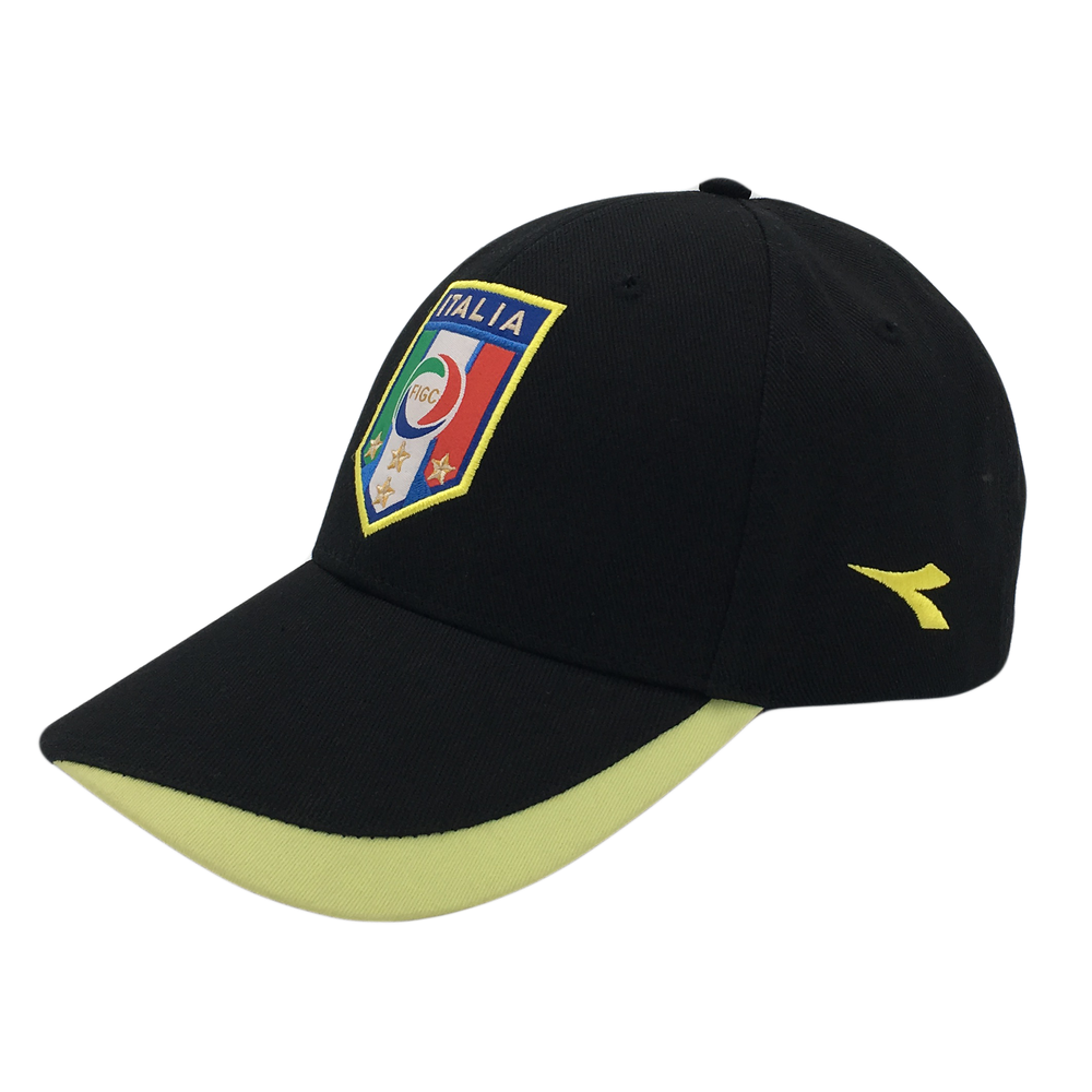 Custom Badge 6 Panel Sport Cap